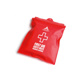 VAUDE First Aid Kit Hike Waterproof red/white